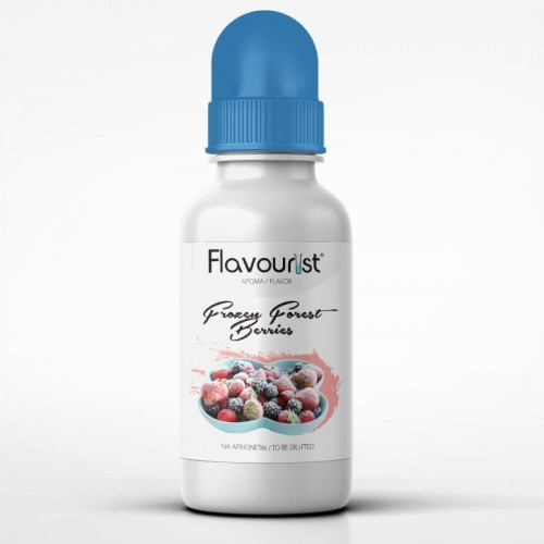 Frozen Forest Berries Flavourist Αρωμα 15ml