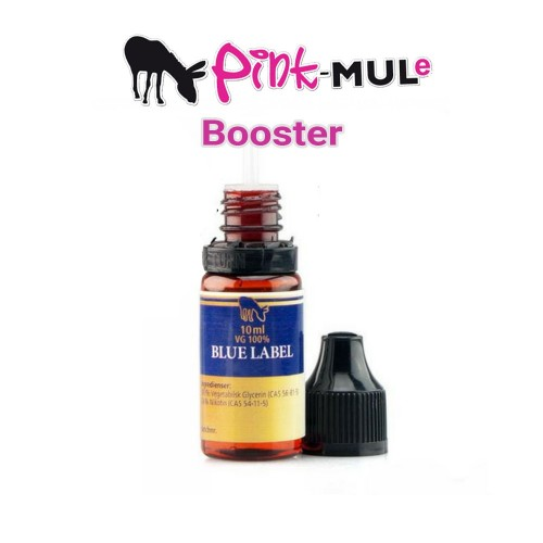 Βαση Pink Mule Blue Label VG 10ml