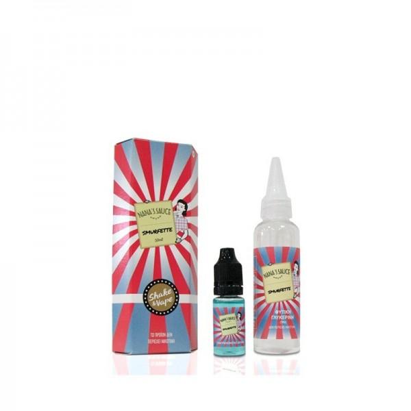 Smurfette Nana's Sauce Shake & Vape