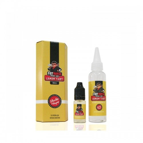 Lemon Tart Fat Ninja Shake & Vape