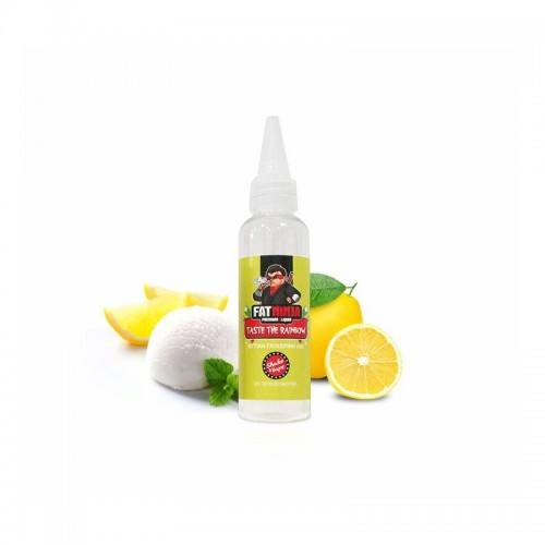 Taste The Rainbow Fat Ninja Shake & Vape