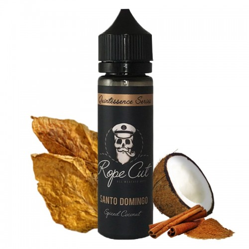 Santo Domingo Rope Cut Mix & Vape