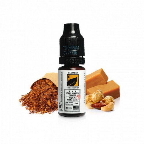 Element Honey Roasted Tobacco - Tobacconist Series