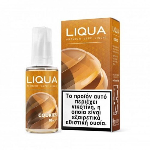 LIQUA Cookies 10ml