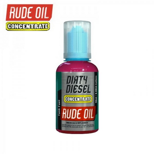 Dirty Diesel Rude Oil Αρωμα