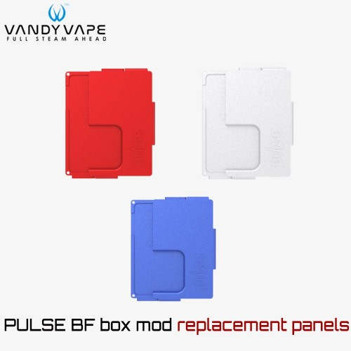 Vandy Vape Pulse BF Squonk Mod Replacement Panels - Σετ καλυμματων