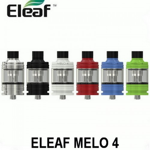 Eleaf MELO 4 D22 Clearomizer Ατμοποιητής