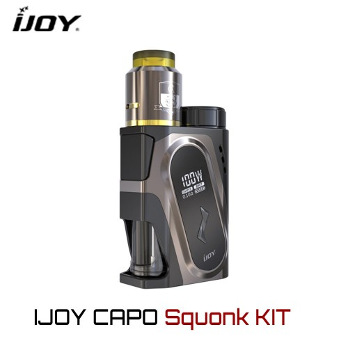 iJoy Capo 100W Squonk Kit with 20700 Battery