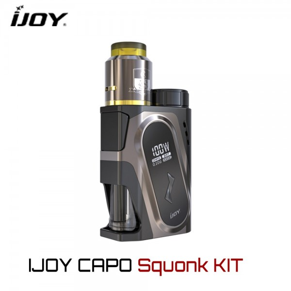 iJoy Capo 100W Squonk Kit with 20700 Battery