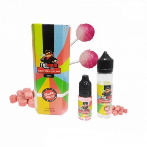 Bubblegum Lollipop Fat Ninja Shake & Vape