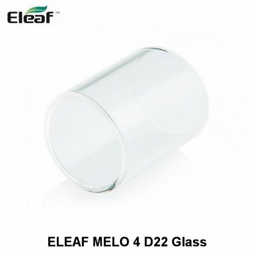ELEAF MELO 4 D22 Glass - Ανταλλακτικο Τζαμακι