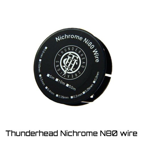 Thunderhead Nichrome N80 wire Συρμα