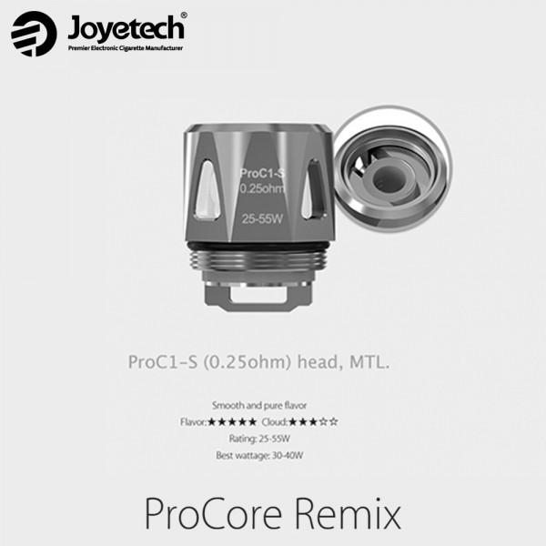 Joyetech ProCore ProC1-S MTL Coils - Ανταλλακτικη Αντισταση