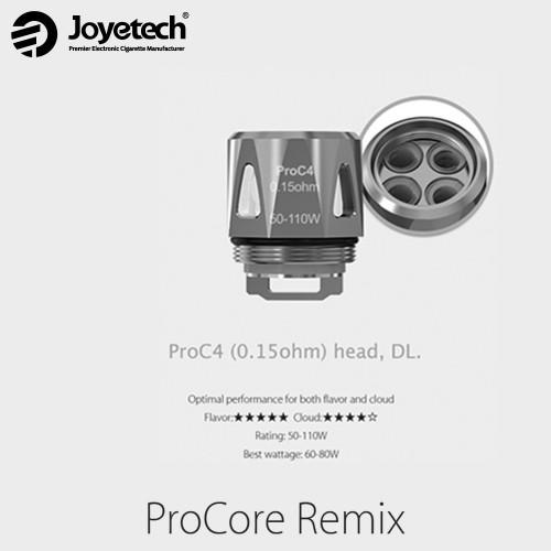 Joyetech ProCore ProC4 Coils - Ανταλλακτικη Αντισταση