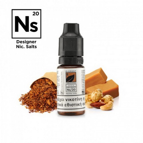 Element NS20 Honey Roasted Tobacco - Designer Nicotine Salts