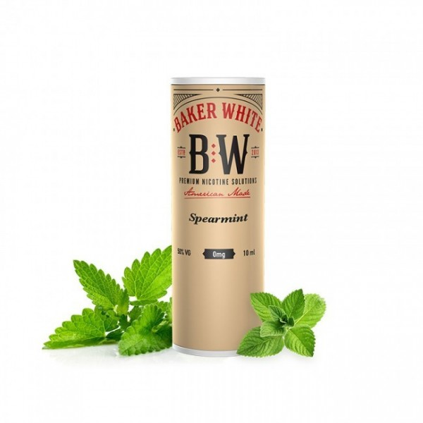 Spearmint - Baker White 10ml