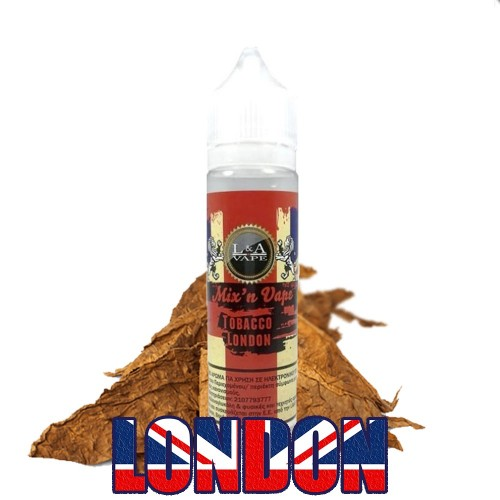 Tobacco London LA Vape Mix & Vape