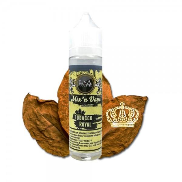 Tobacco Royal LA Vape Mix & Vape