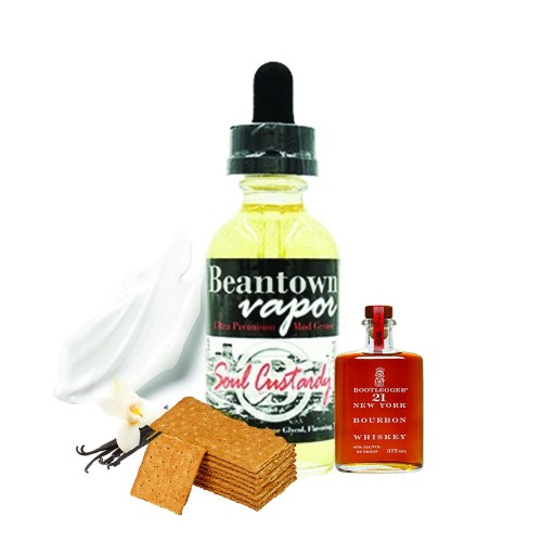Soul Custardy by Beantown OPMH Project Shake & Vape