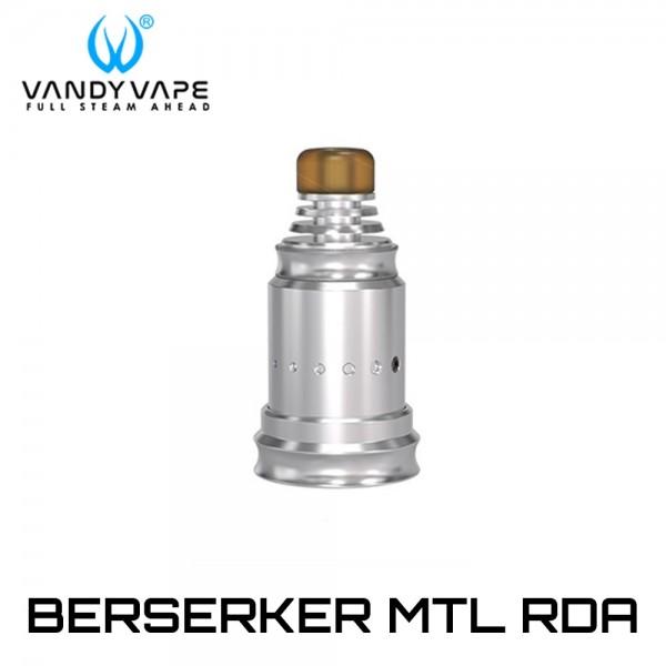 Vandy Vape Berserker MTL RDA Dripper Επισκευασιμος Ατμοποιητης