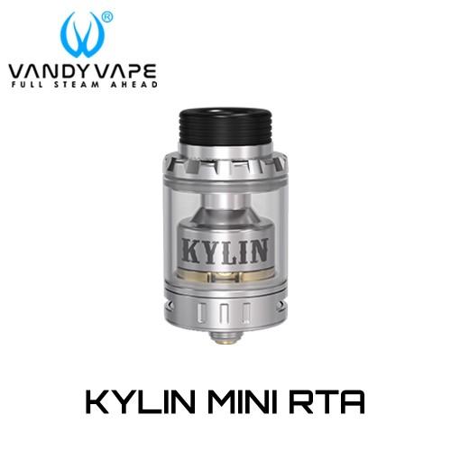 Vandy Vape Kylin Mini RTA Επισκευασιμος Ατμοποιητης