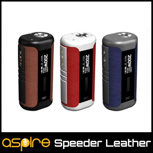 Aspire Speeder Leather 200W Mod
