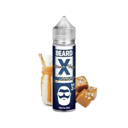 No. 24 Beard X Shake & Vape