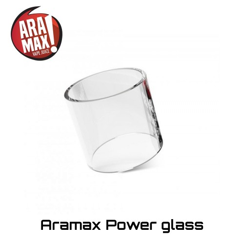 Aramax Power Glass - Ανταλλακτικο Τζαμακι