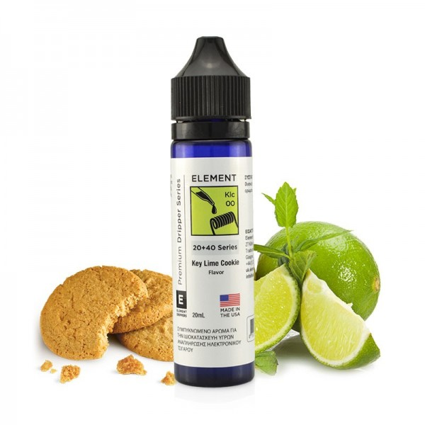Key Lime Cookie Element Shake & Vape