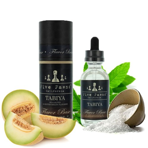 Tabiya Five Pawns Mix & Vape