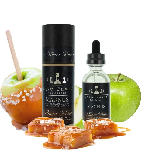 Magnus Five Pawns Mix & Vape