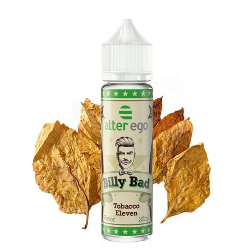 Tobacco Eleven Alter eGo Billy Bad Flavor Shots 20/60ml