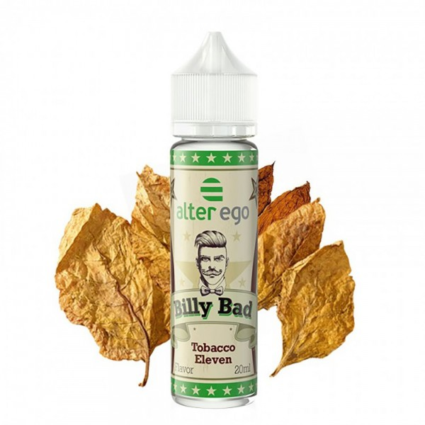 Tobacco Eleven Alter eGo Billy Bad Flavor Shots