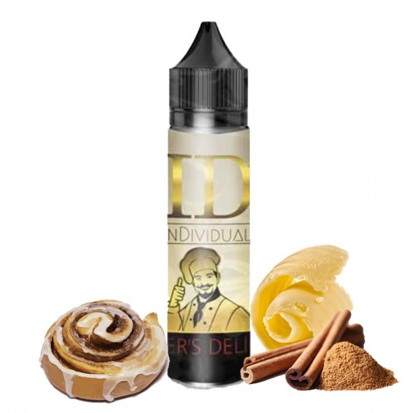 Bakers Delight Individual Shake and Vape