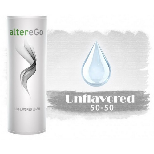 Βαση Alter eGo Unflavored Base 50-50 10ml