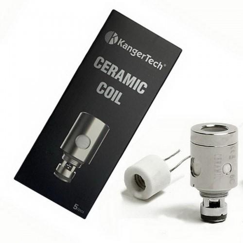 Kanger SSOCC Ceramic Toptank & SubTank coils