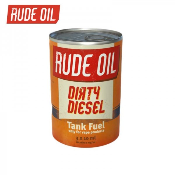 Rude Oil Dirty Diesel 3x10ml