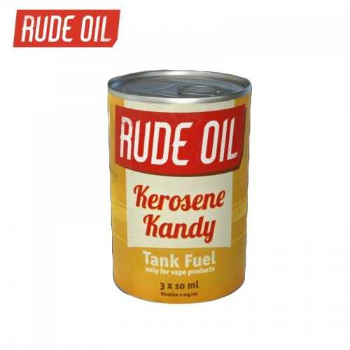 Rude Oil Kerosene Kandy 3x10ml