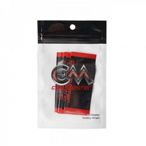 Coil Master PVC 18650 Battery Wraps -Καλυμματα μπαταριας