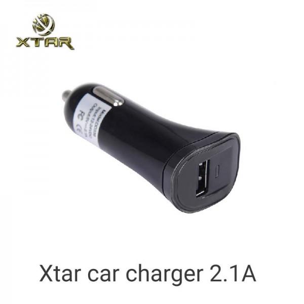 XTAR DC5V 2.1A USB Φορτιστης αυτοκινητου