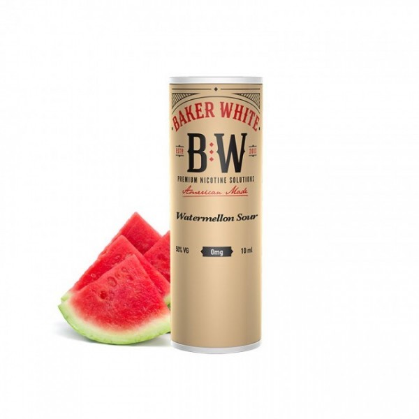 Watermellon Sour - Baker White 10ml