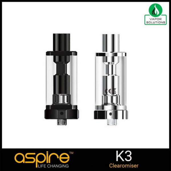 Aspire K3 BVC Clearomiser by Eigate