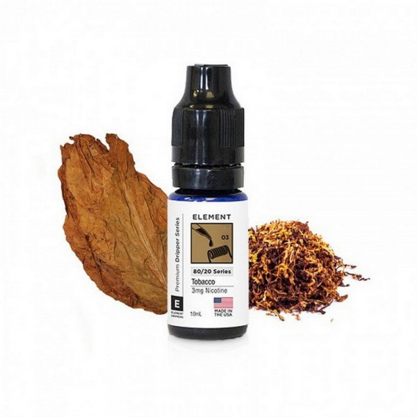 Element Tobacco - Dripper Series