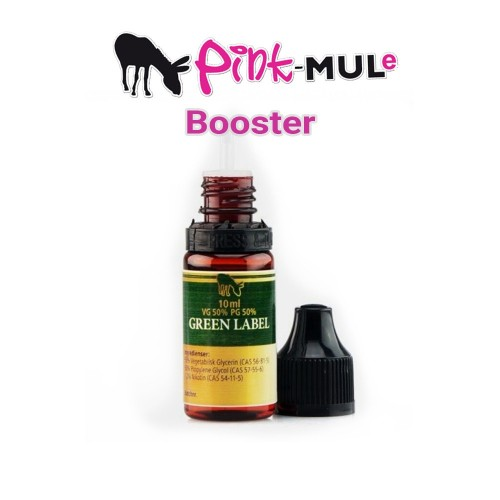 Βαση Pink Mule Green Label 50-50 10ml