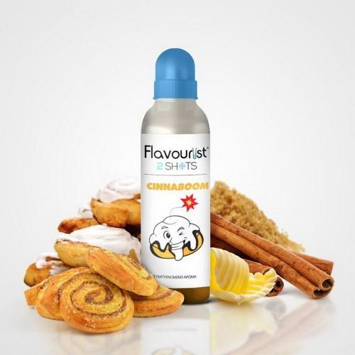 Cinnaboom Flavourist 2Shots