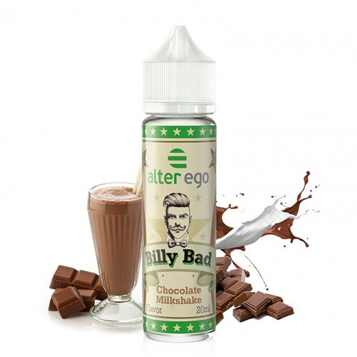 Chocolate Milkshake Alter eGo Billy Bad Flavor Shots 20/60ml