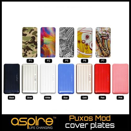 Aspire Puxos Mod Cover Plates - Καλύμματα Μπαταρίας