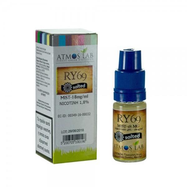 RY69 Atmos lab Nicotine Salts