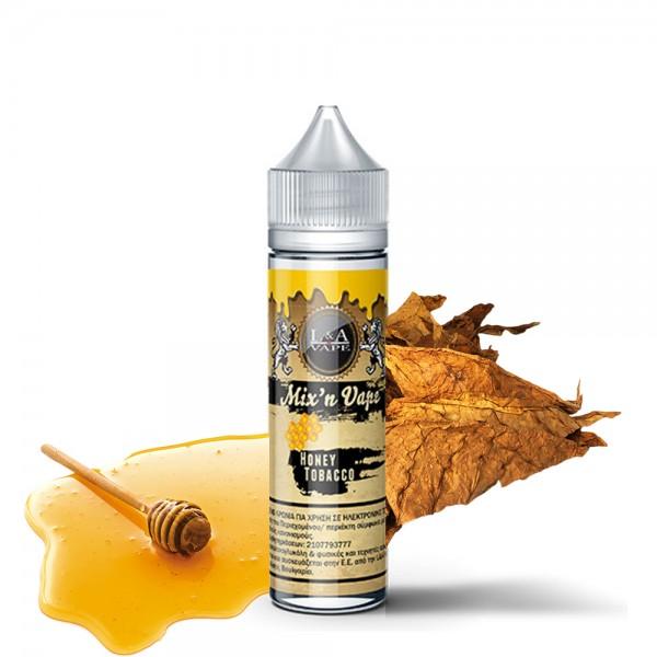 Honey Tobacco LA Vape Mix & Vape
