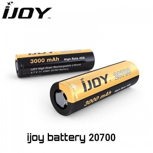 Μπαταρια iJoy High Drain 20700 3000mAh 40A